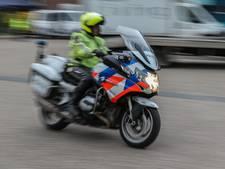 Politie schrijft 17 bekeuringen uit bij snelheidscontrole in Drunen
