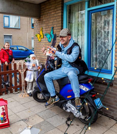 'Hier in Betonbuurt is het hoe het vroeger was: een echte volksbuurt'