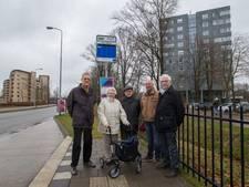 Ouderen in Eindhoven in actie tegen nieuwe busdienstregeling