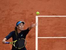 Danielle Collins, dernière qualifiée pour les quarts de Roland-Garros