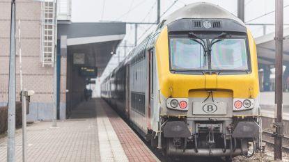 Spoorverkeer op lijn Charleroi-Brussel enkele uren onderbroken