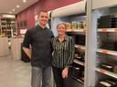 Den Afhaalpost is het winkeltje dat uitbaters Raf  De Bondt en Kathy Van Hoegaerden naast hun brasserie organiseerden voor hun afhaalformule.