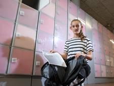 Imke (12) uit Heerde wil boeken, geen kopieën...