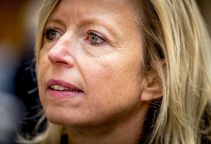 Kajsa Ollongren, minister van Binnenlandse Zaken