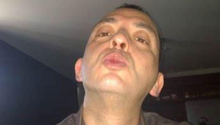 Ridouan Taghi wordt door de politie gezocht. Hij wordt verdacht van het geven van de opdracht voor de moord op crimineel Hakim Changachi in Utrecht vorig jaar. Beeld Politie