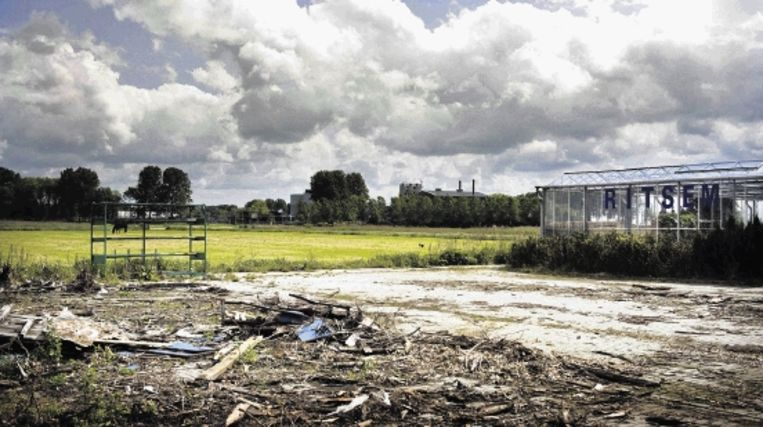 Garmerwolde is een van de dorpen die in Groningen mochten meedenken over de invulling van het provinciaal omgevingsplan. Wat te doen, bijvoorbeeld, met zogeheten rommelplekken? In de uiteindelijke tekst van het plan herkennen de dorpsbewoners hun visie niet. (FOTO REYER BOXEM) Beeld reyer boxem