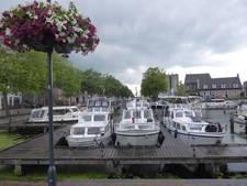 Minder gasten in passantenhaven Veghel