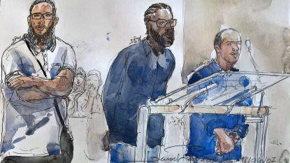 Proces tegen Belgische terreurverdachte gestart in Parijs