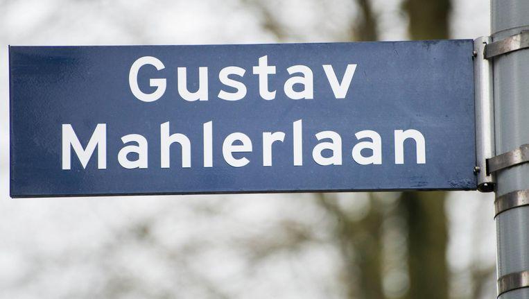 Gustav Mahlerlaan Beeld Charlotte Odijk