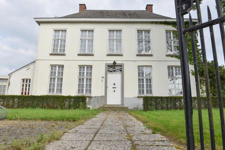 De dekenij in Sint-Maria-Horebeke.