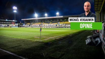 """Onze watcher Michaël Vergauwen draagt Sporting Lokeren ten grave: """"Kleir"""" (om het met Roger Lambrecht te zeggen)"""