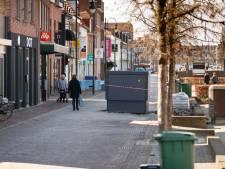 Ondernemer Zevenbergen: 'Ineens staat een halve zeecontainer voor mijn winkel