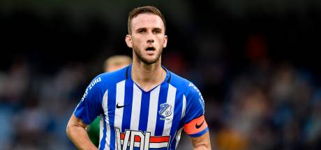 Blikvanger Van den Boomen ziet af van verbeterde aanbieding FC Eindhoven: 'Zou graag een stap maken'