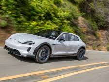 Tweede elektrische Porsche komt eraan: de Mission E Cross Turismo