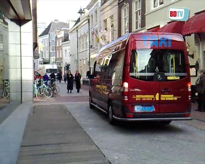 De Regiotaxi rijdt in de gemeenten Den Bosch, Vught, Sint-Michielsgestel, Haaren, Heusden en Boxtel. Foto Ron Magné\BD