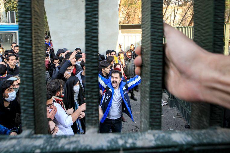 Het parlement zal zich buigen over het lot van de demonstranten die bij de jongste protesten werden gearresteerd.