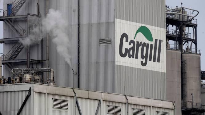 Personeel Cargill in Sas van Gent staakt