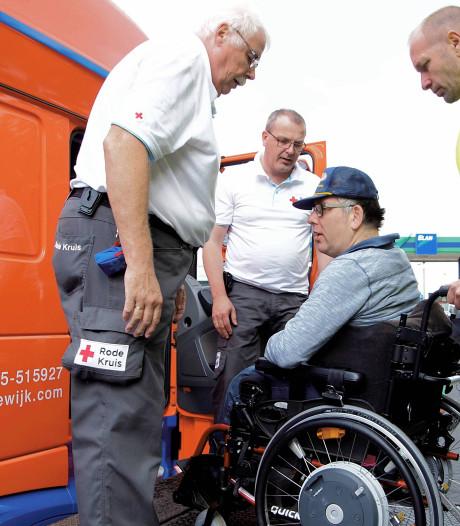 Met rolstoel mee de truck in voor een ritje kan binnenkort in Culemborg