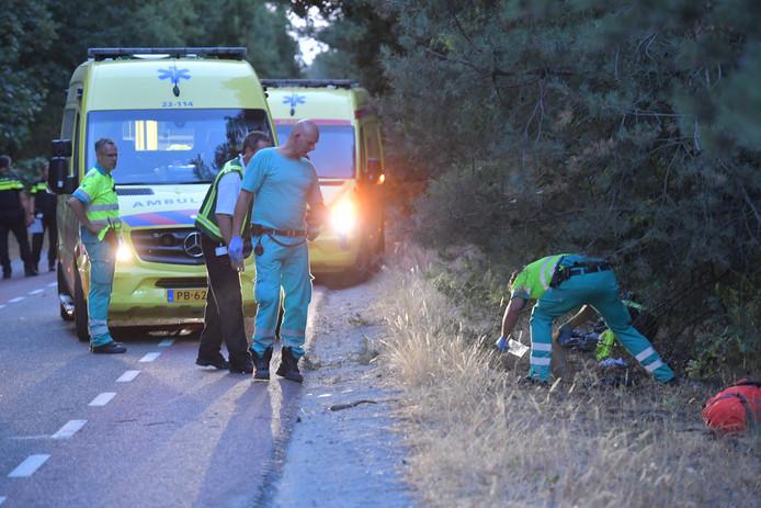 Woensdag werd een 15-jarig Belgisch meisje aangereden op de Witrijtseweg in Bergeijk. Zij verblijft in het ziekenhuis.