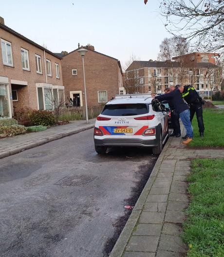 Inbreker op heterdaad betrapt bij woning in het centrum van Amersfoort
