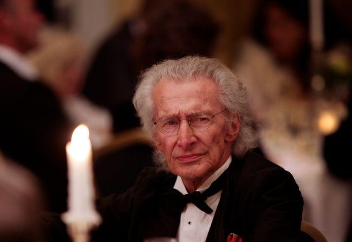 Harry Mulisch in 2009.