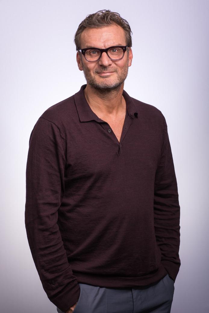 Jan Mokkenstorm, psychiater en directeur van 113Online.