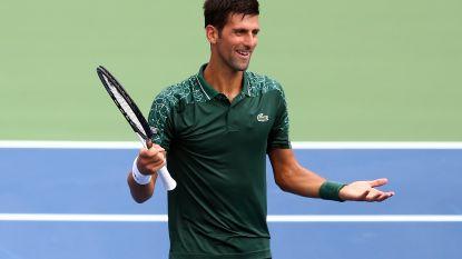 Djokovic gaat in derde ronde van Toronto onderuit tegen tiener