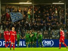 Supporters De Graafschap boycotten opnieuw een uitduel; geen fans mee naar FC Eindhoven