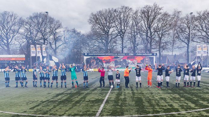 Voetbal: Sportclub Neede v FC Eibergen