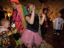Kindercarnaval in Prinsejagt: 'Zo vierden wij vroeger ook carnaval'