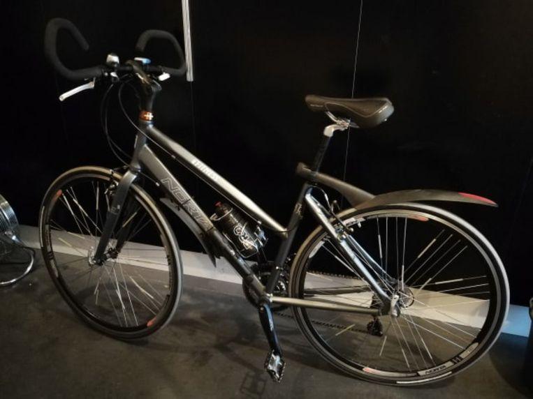 De gestolen fiets van Jeroen Reyniers.
