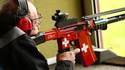 Ruime meerderheid van Zwitsers stemt voor strengere wapenwetgeving