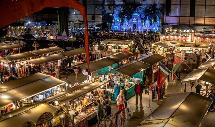 Pasar Malam Azie