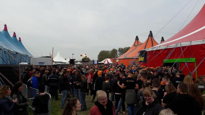 Een vorige editie van Hrieps in Grijpskerke.