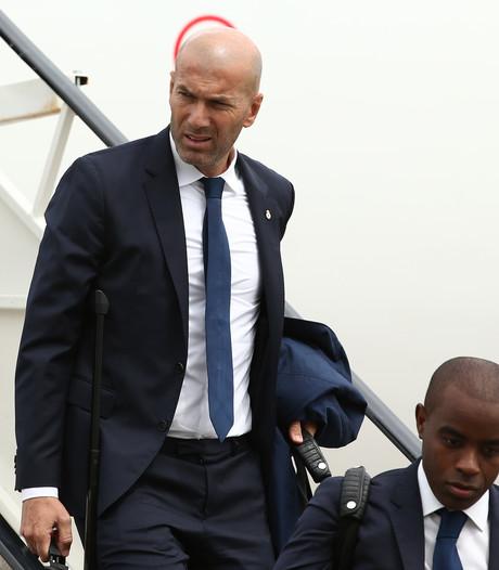 Real-coach Zidane in illuster rijtje