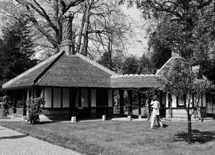 Queen Victoria's Tea House - Frogmore Gardens, Windsor Castle.
