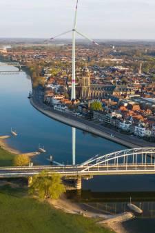 Nieuwe Deventer windmolens zijn reuzen: 'Ruim drie keer de Lebuïnus, willen we dat écht?'