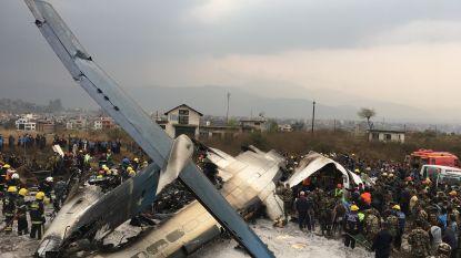 Minstens 49 doden bij crash passagiersvliegtuig op Nepalese luchthaven Kathmandu
