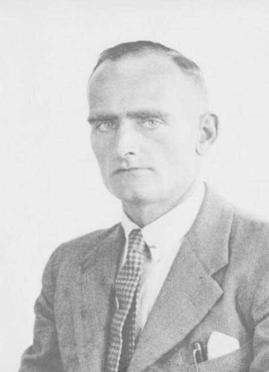 Marinus Jansen, 'nekschotspecialist', liet in de oorlog ook zijn sporen na in de Hoeksche Waard.