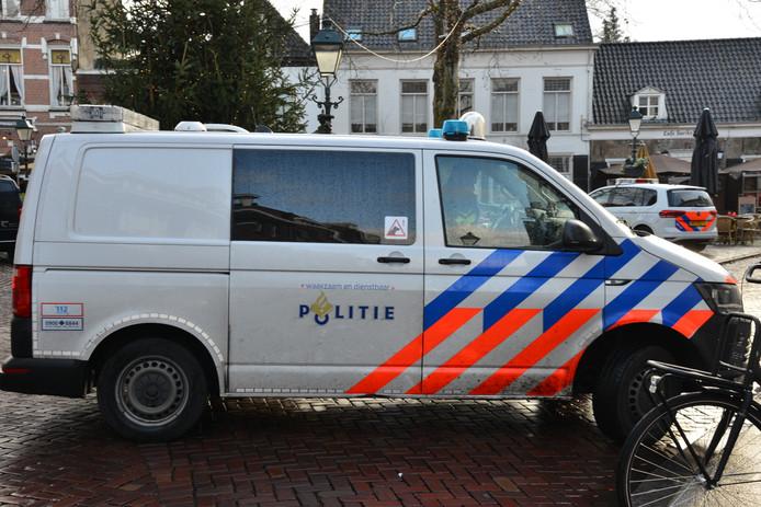 Dode gevonden bij kerk in Breda