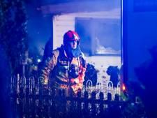 Chalet op camping Heezerenbosch door brand verwoest