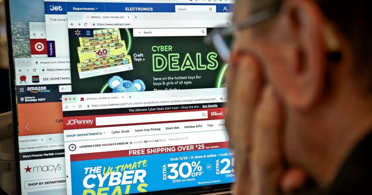Drukste Cyber Monday ooit in VS: voor bijna 8 miljard dollar