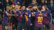 Waanzin! Barcelona pakt in spektakelmatch punt in blessuretijd, Messi start comeback met nieuw pareltje