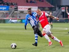 Augustine Loof duikt na vertrek bij FC Eindhoven op in Malta