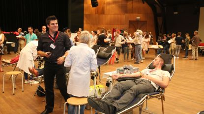 Vier bloedinzamelingen in Meetjesland