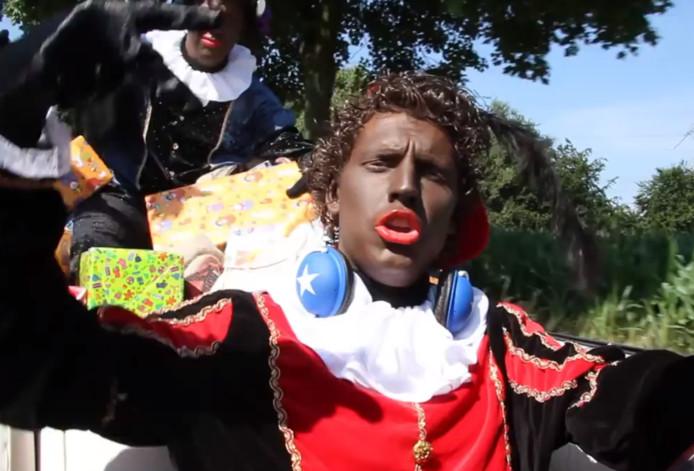 Pieten Sinterklaas Move Op Youtube Naar Miljoen Views Maasland