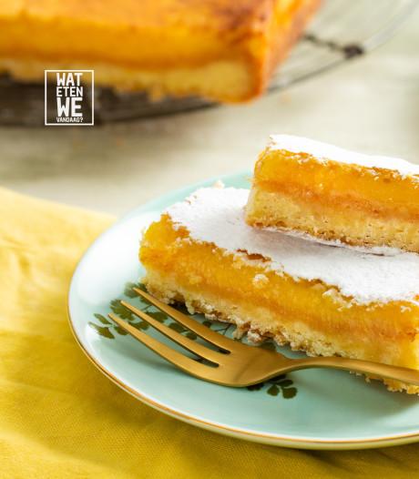 Wat Eten We Vandaag: Lemon Bars