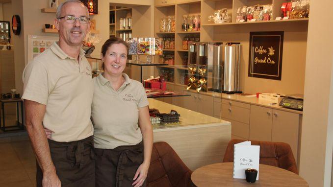 Zoet en sterk in koffiehuis Coffea Grand Cru