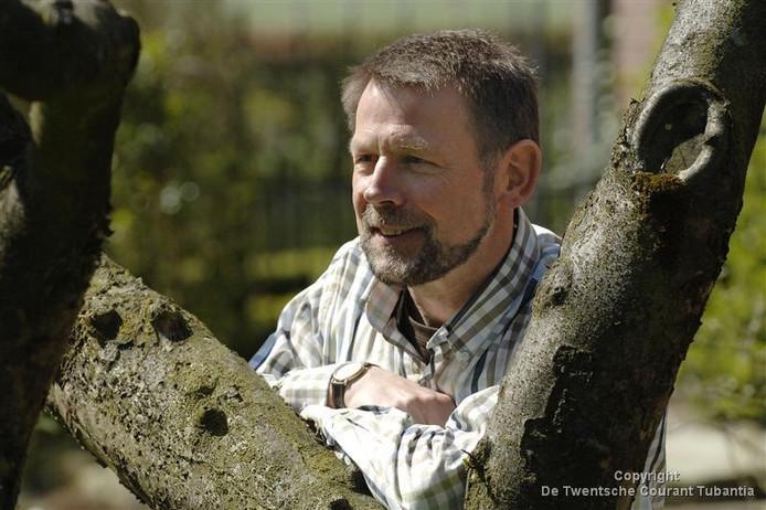 """""""Het is nu tijd om op de rem te trappen"""", zegt Freddy Mensink van Stop Afvalwater."""