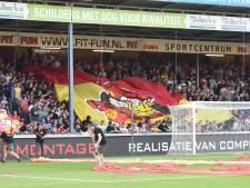 LIVE | Na beloften Feyenoord staat vijf dagen later Jong Ajax op menu GA Eagles